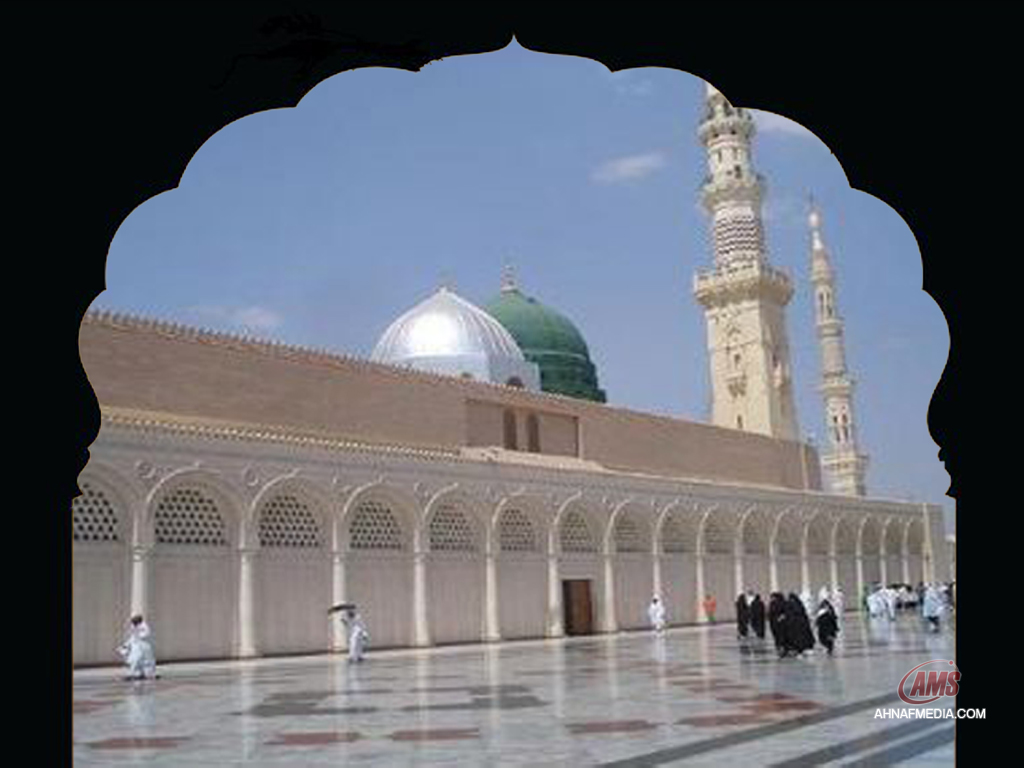 Masjid-e-Nabawi Wallpapers