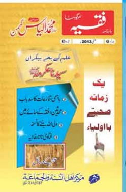 Monthly Faqeeh (17) May 2013